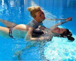 וואטסו הריון- שיאצו במים לנשים בהריון