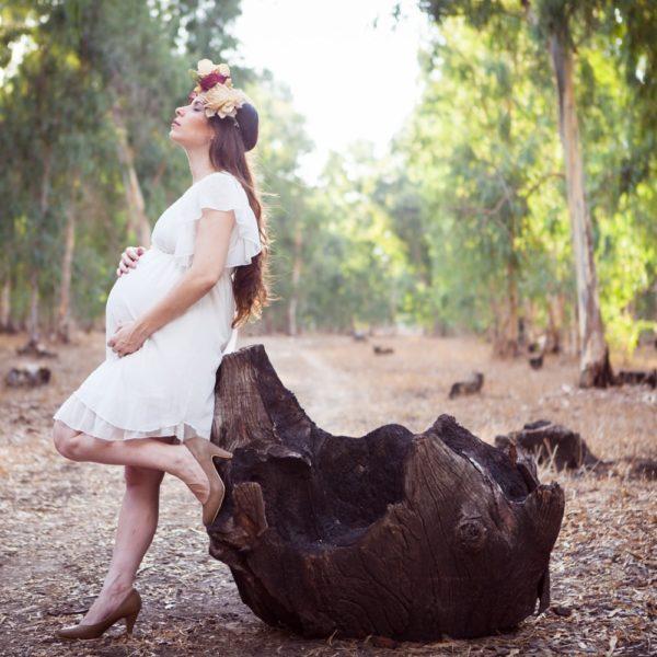 הריון בטבע